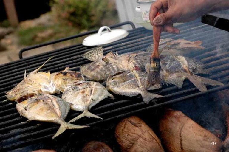 Grilled Fish | © Christian Losari/Wikicommons