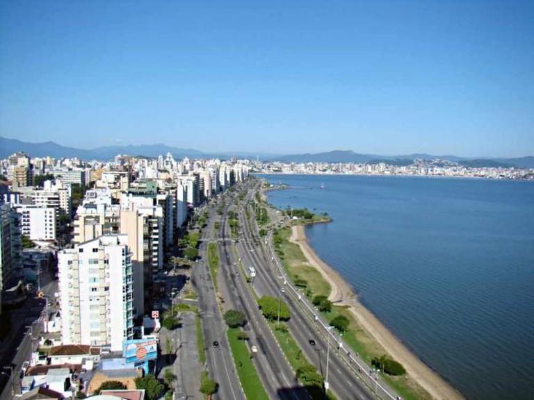 Avenida Beira Mar, Florianópolis © Rodrigo Soldon/Flickr