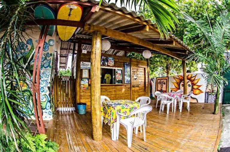 Floripa Surf Hostel   Image courtesy of Floripa Surf Hostel