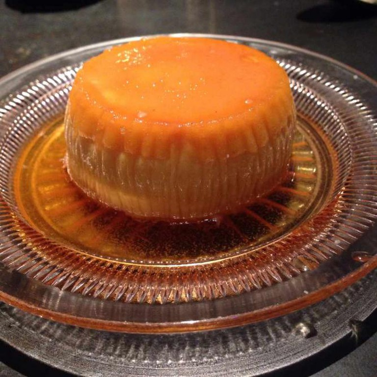 ABC Cocina, Salted Caramel Impossible Flan, NYC | © Polsia Ryder/Flickr