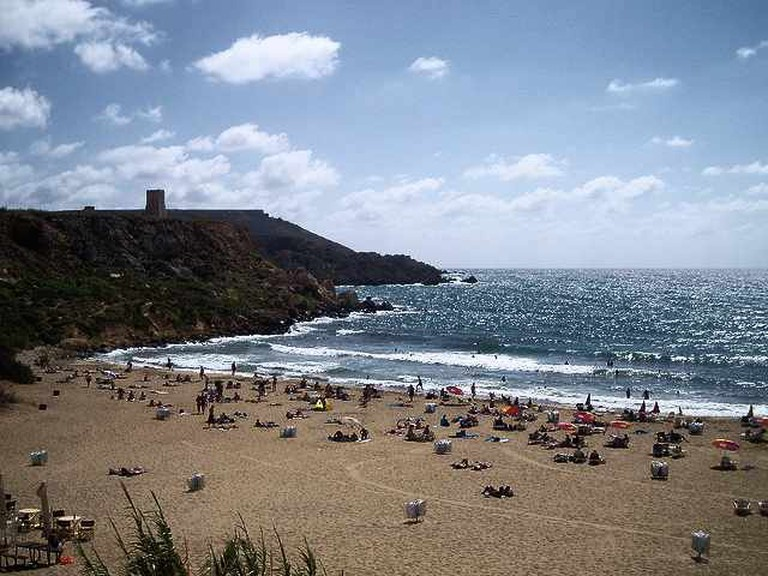 Golden Bay Beach