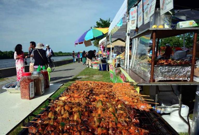 Asian Water Festival, Lowell MA