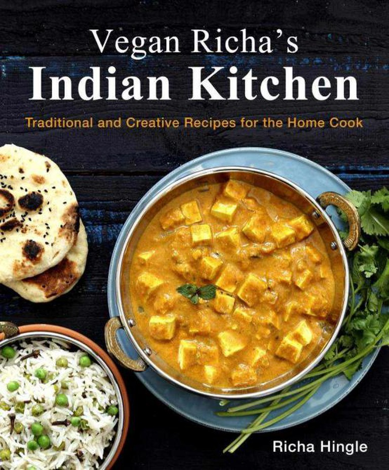 The 10 best cookbooks for traditional indian food vegan richas indian kitchen atria books forumfinder Images