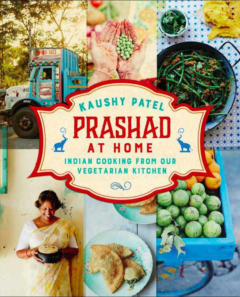 The 10 best cookbooks for traditional indian food kaushy patels prashad at home saltyard books forumfinder Image collections