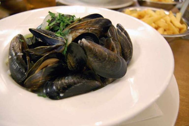 Mussel dish | © jpellgen/Flickr