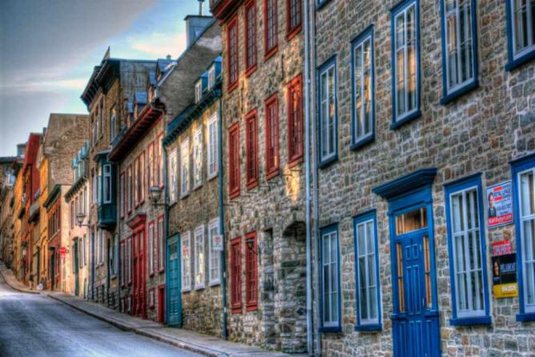 Quebec City architecture | © Steve Leclerc/Flickr