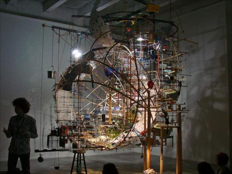 Untitled (Xe Biennale de Lyon) | © Jean-Pierre Dalbéra/Flickr