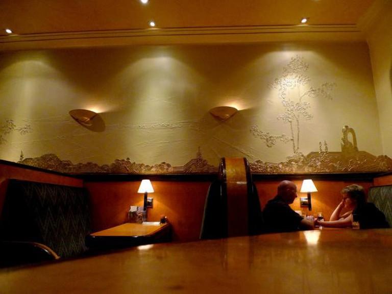 Rogano Oyster Bar   © zoetnet/Flickr