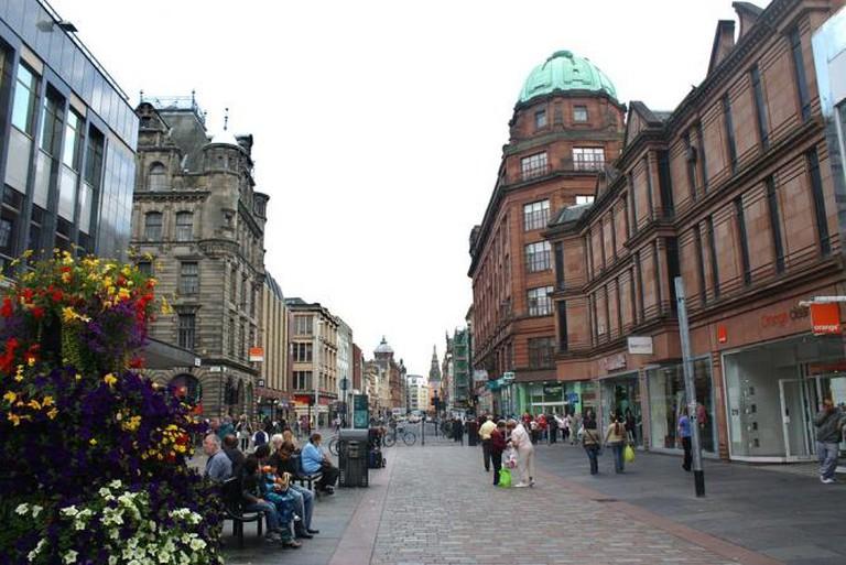 Argyle Street, Glasgow   © Postdlf/WikiCommons