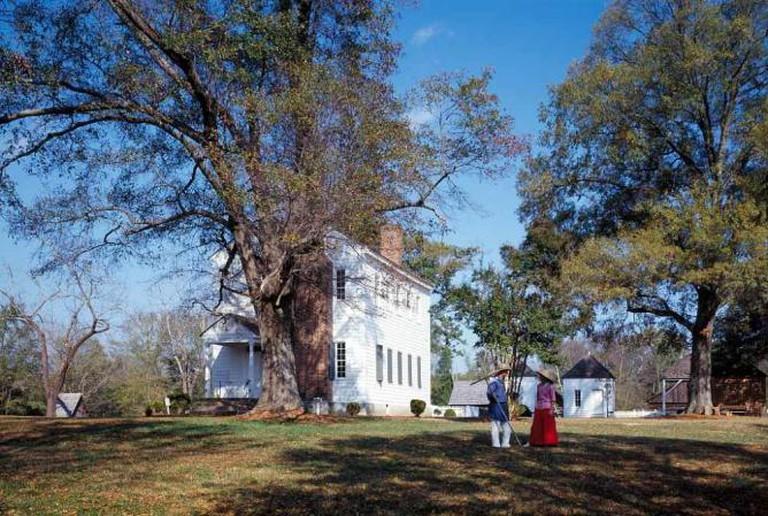Latta Plantation © Carol Highsmith/WikiCommons