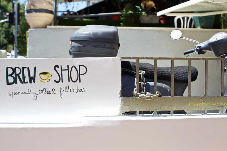 Brew Shop Coffee | © Kaie Bird/Sharing Tables