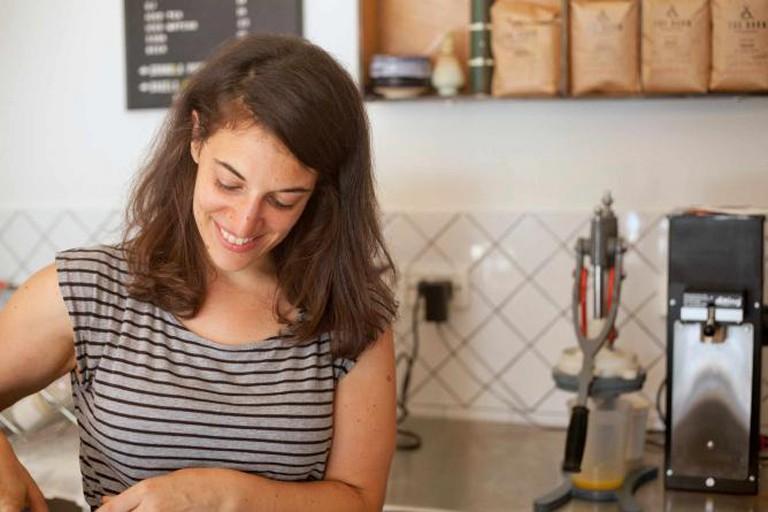Gemma at Brew Shop Coffee | © Brew Shop Coffee