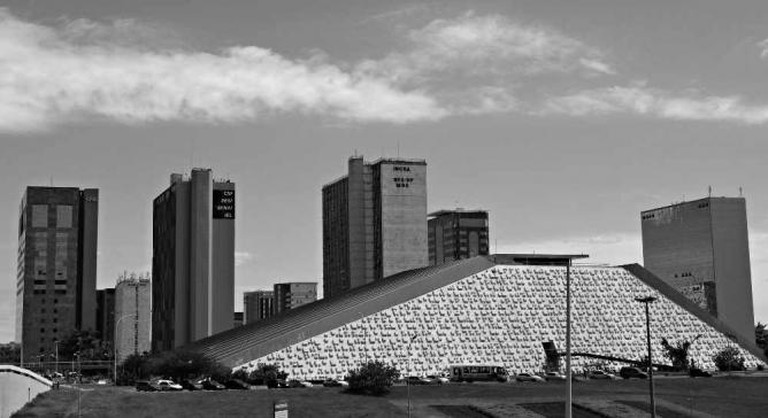 National Theater Cláudio Santoro © Aidan Wakely-Mulroney/Flickr