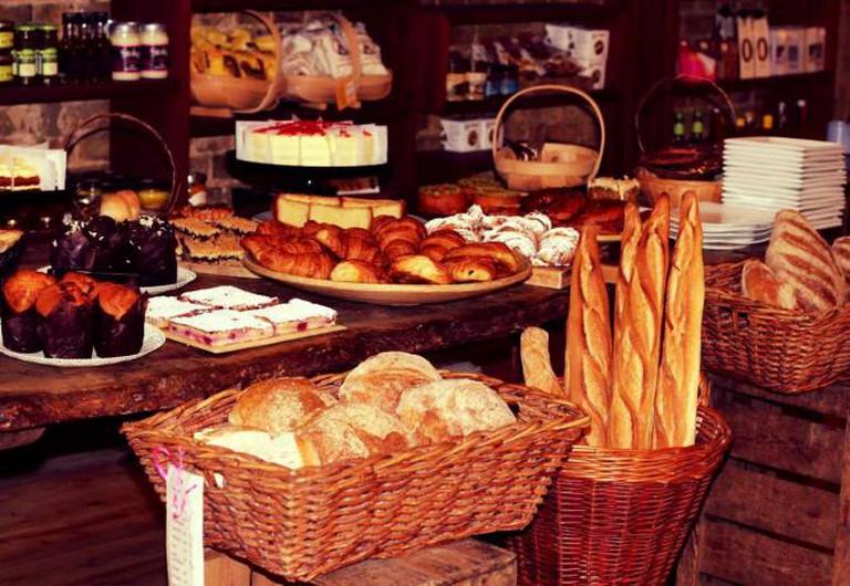 Bread at The Larder | © Dan Beharall