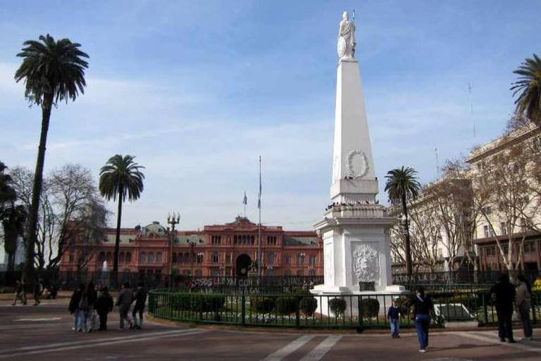 Plaza de Mayo   Ⓒ Wally Gobetz/Flickr