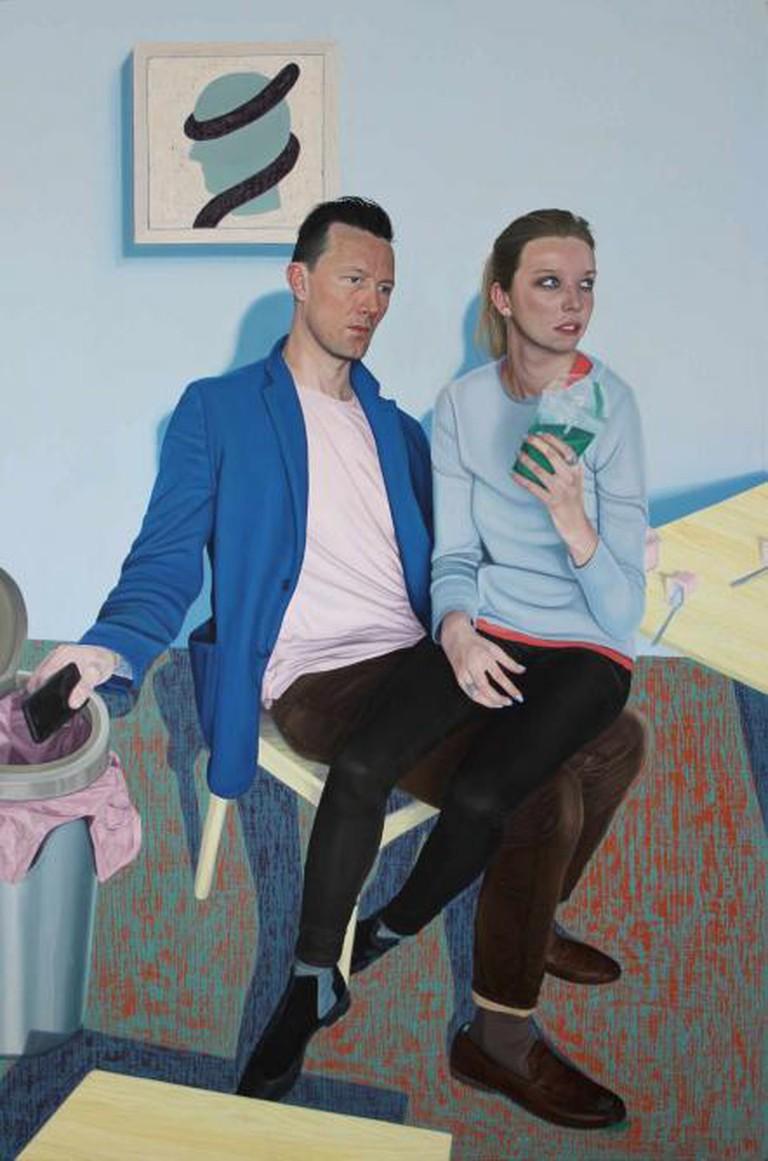 A Couple by Tristan Pigott | Courtesy Tristan Pigott