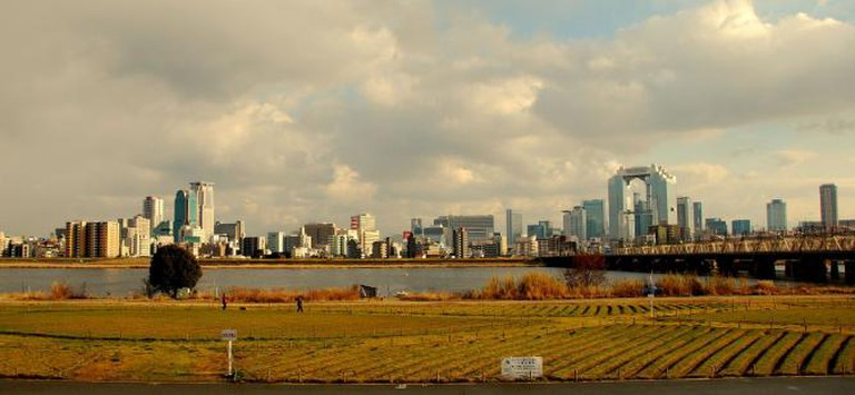 Osaka, Japan   © Daverson Borja/Flickr