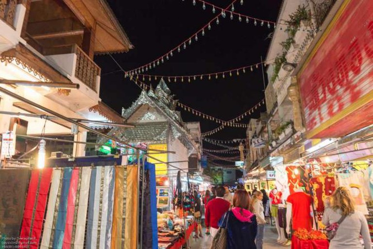 Streets in Chiang Rai