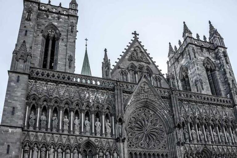 Nidaros Cathedral © Amanda Graham/Flickr