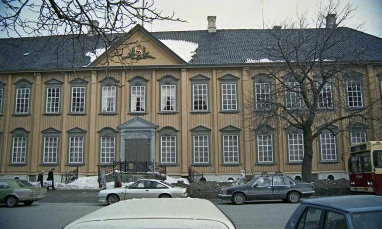 Stiftsgården © Municipal Archives of Trondheim/Flickr