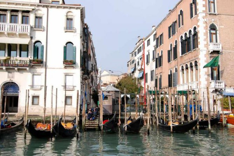 Gritti Palace Gondola Stop