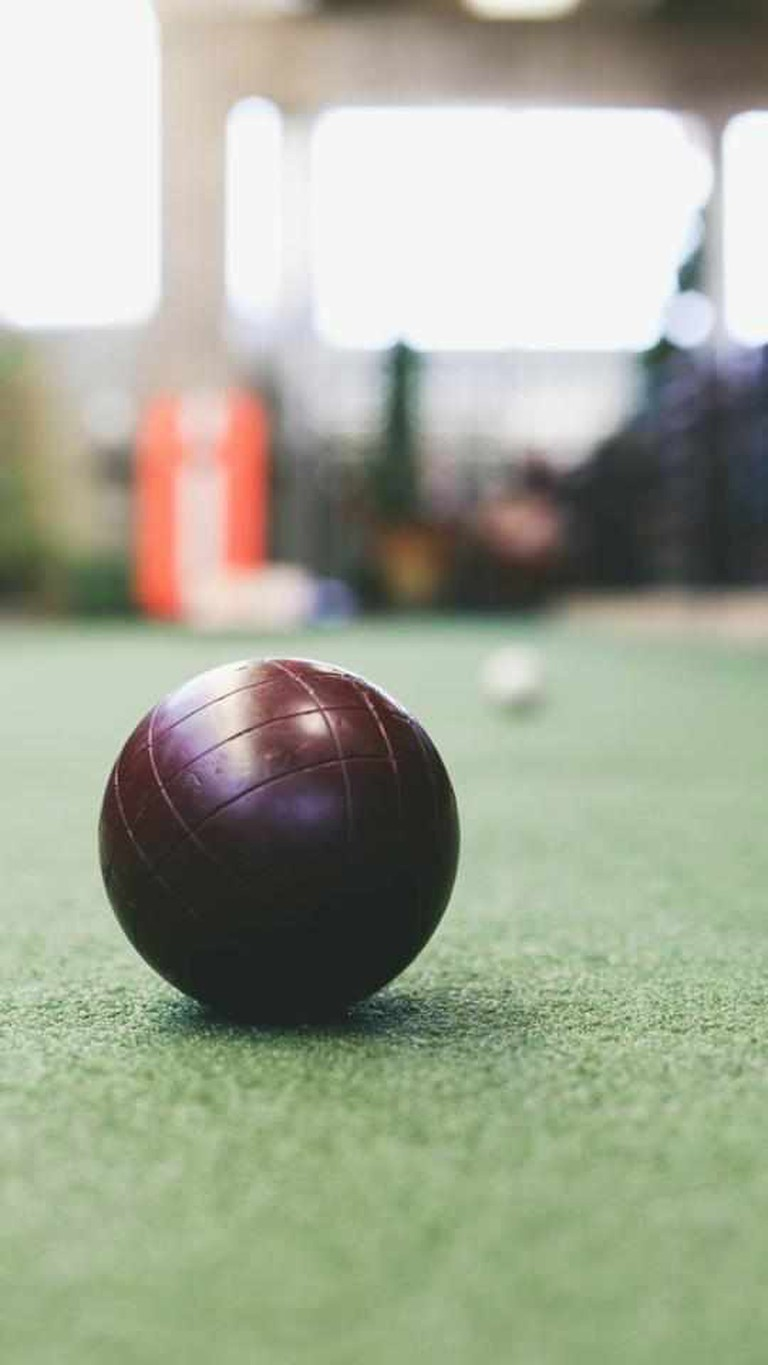Bocce Ball | Courtesy of The Vig