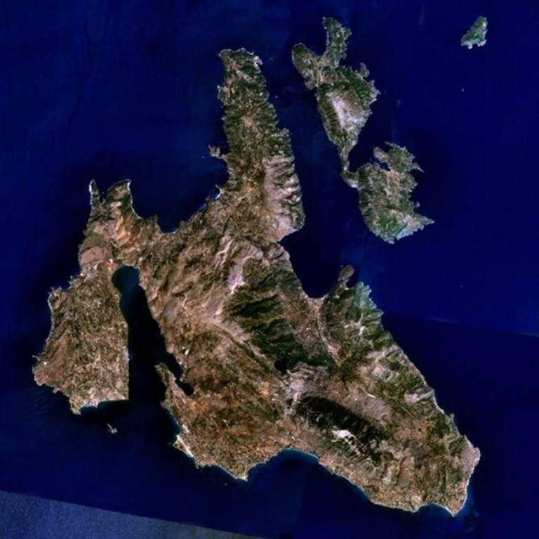 NASA photograph of Ithaki | © FocalPoint/WikiCommons