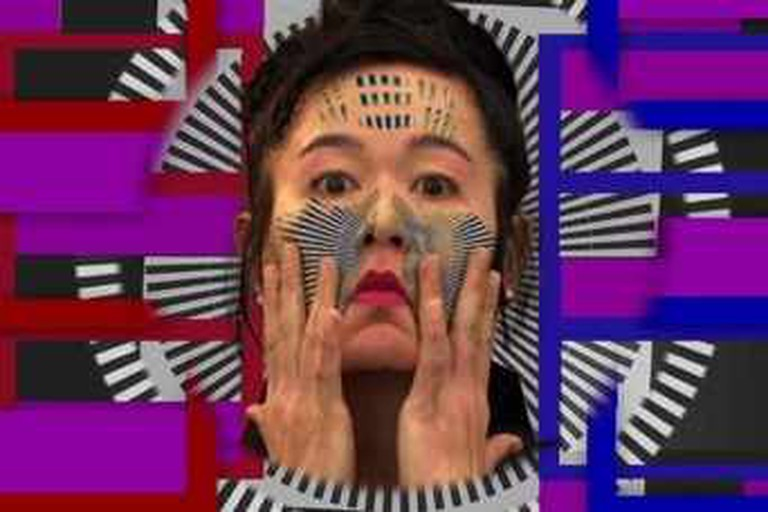 Hito Steyerl at KOW Courtesy of Berlin Art Guide