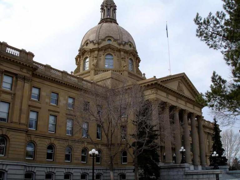 Alberta Legislature 1