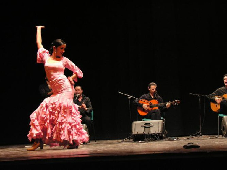 Flamenco | © Andrea Balducci/Flickr