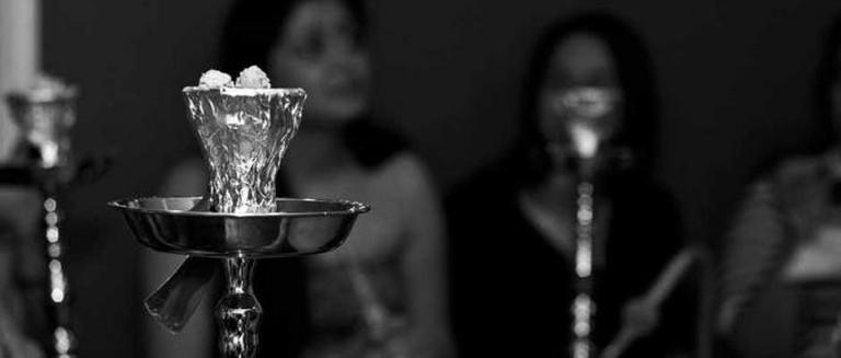 Hookah | Courtesy of Ghost Lounge Hookah Bar
