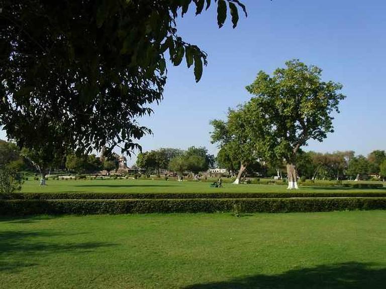 Nehru Park   © yukimode/Flickr