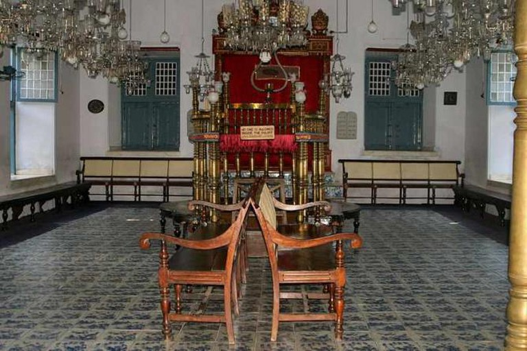 Cochin Jewish Synagogue | © Brian Snelson/WikiCommons