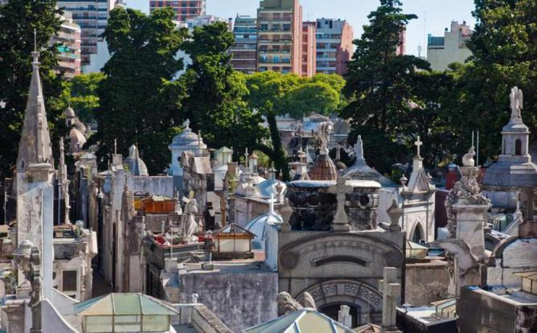 Recoleta Cemetery | Ⓒ Phillip Capper/Flickr