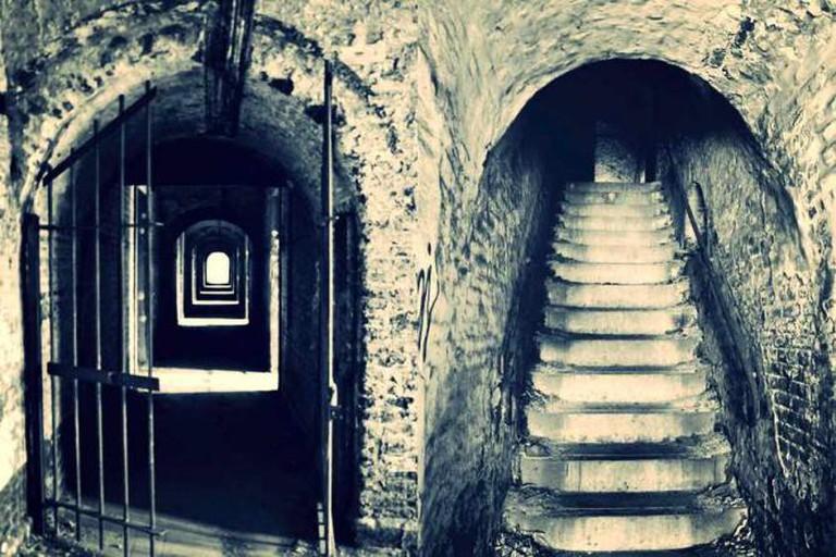 The Fort de la Chartreuse Interior | © Ioanna Sakellaraki