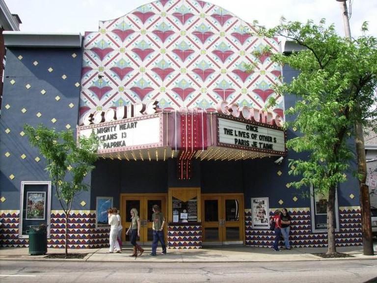 Esquire Theater, Cincinnati l © Keith Lanser/WikiCommons