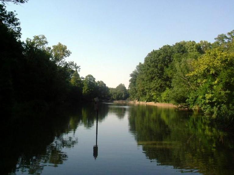 The Lake at Burnet Woods, Cincinnati
