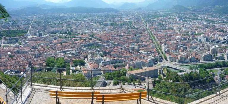 Grenoble   © Milky/WikiCommons