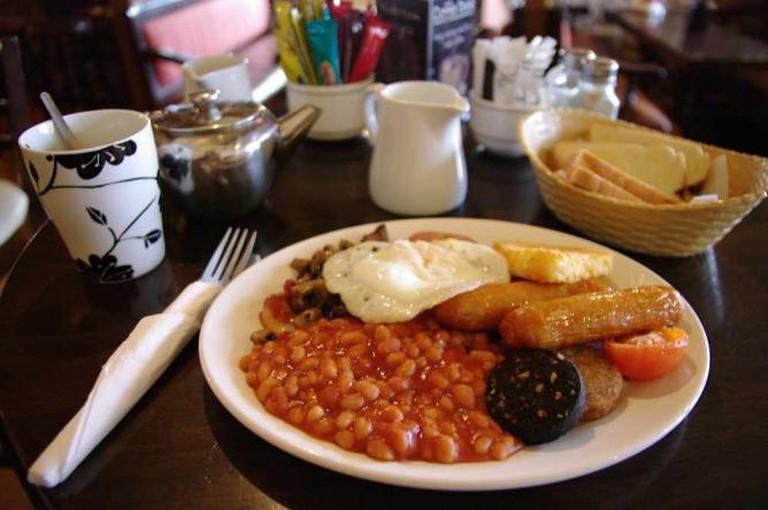 Full Breakfast   © Gus-DLC/WikiCommons