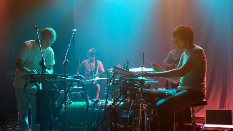 Caribou performing in Hongdae, Seoul | © Dave Miller/Flickr