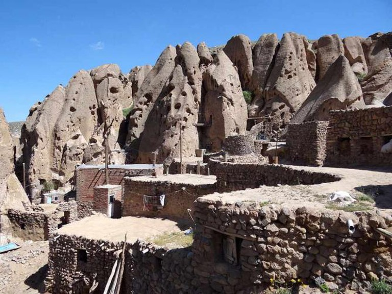 Kandovan Village | © Adam Jones/Wikicommons