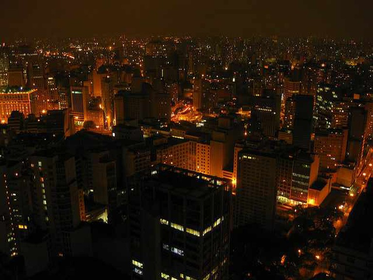 Sao Paulo at Night | © Mr Hicks46/Flickr