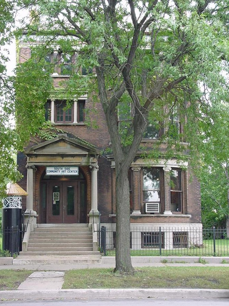 South Side Community Art Center (Courtesy of SSCAC)