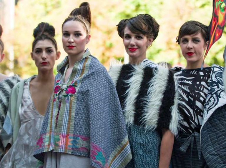 Carmen Rion designs at FITE in Clarmont Ferrand   © Daniel Cruz Rion