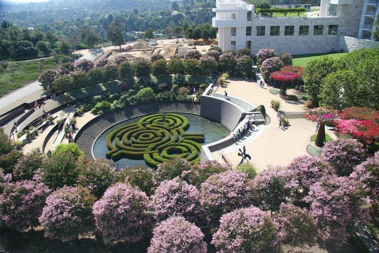 Getty Center | © brewbooks/WikiCommons
