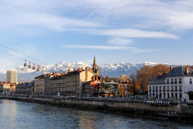 Grenoble | © Laurent Espitallier/Flickr