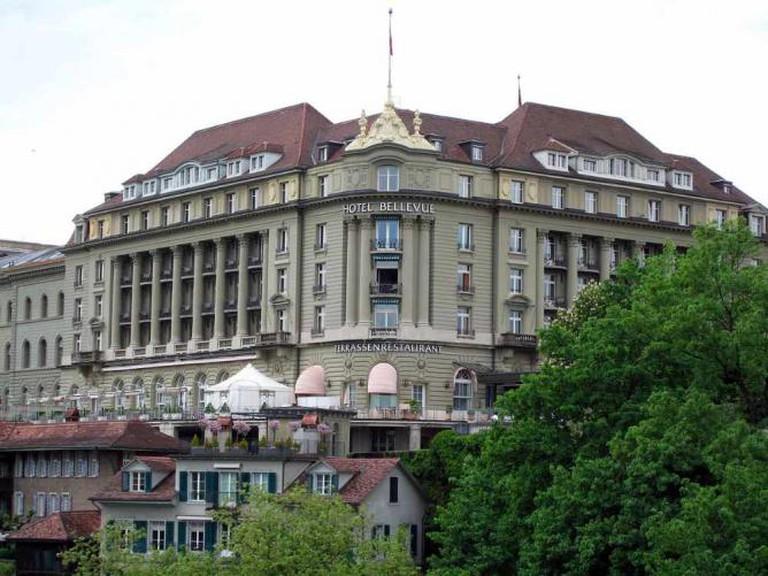 Bellevue Palace © Sandstein/Wikicommons