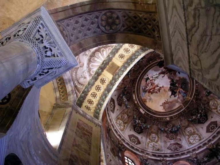 San Vitale in Ravenna (again) | © seier+seier/Flickr