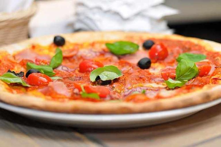 Pizza   © ubik123/Pixabay