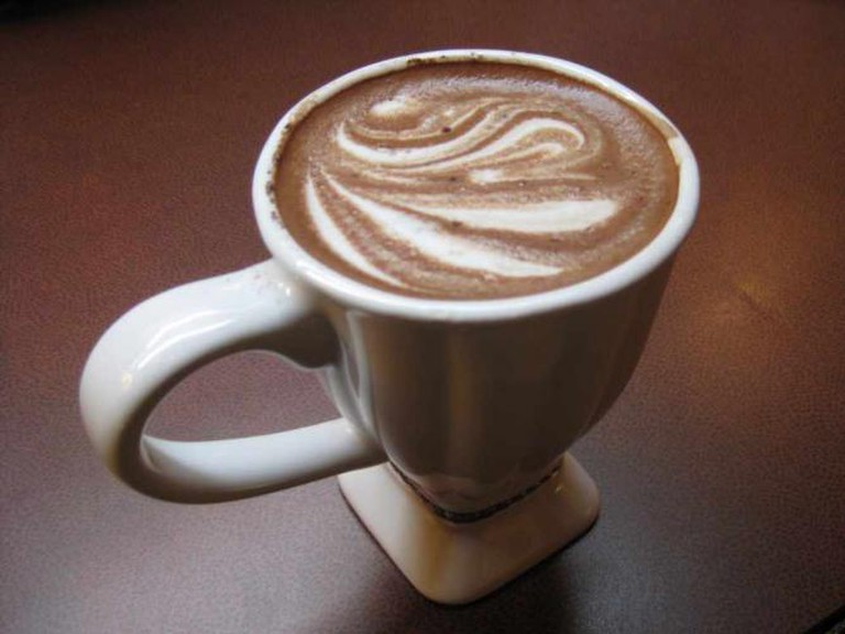 Hot chocolate   © mike and meg/Flickr
